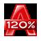 Alcohol 120% FE