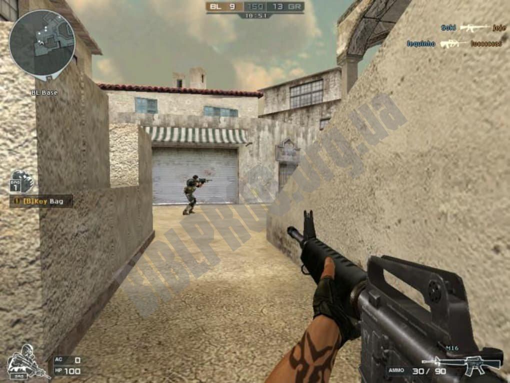 Скриншот CrossFire