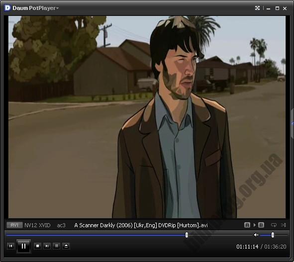 Скриншот PotPlayer