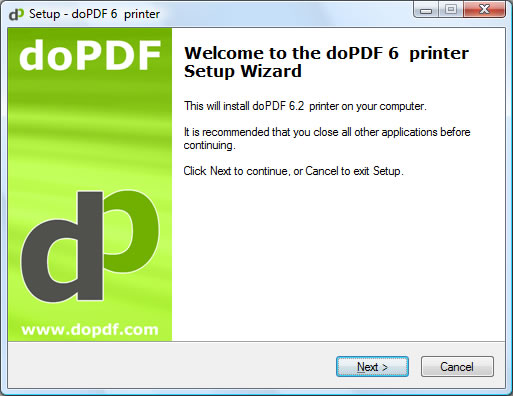 Dopdf printer