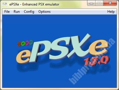 Скриншот ePSXe
