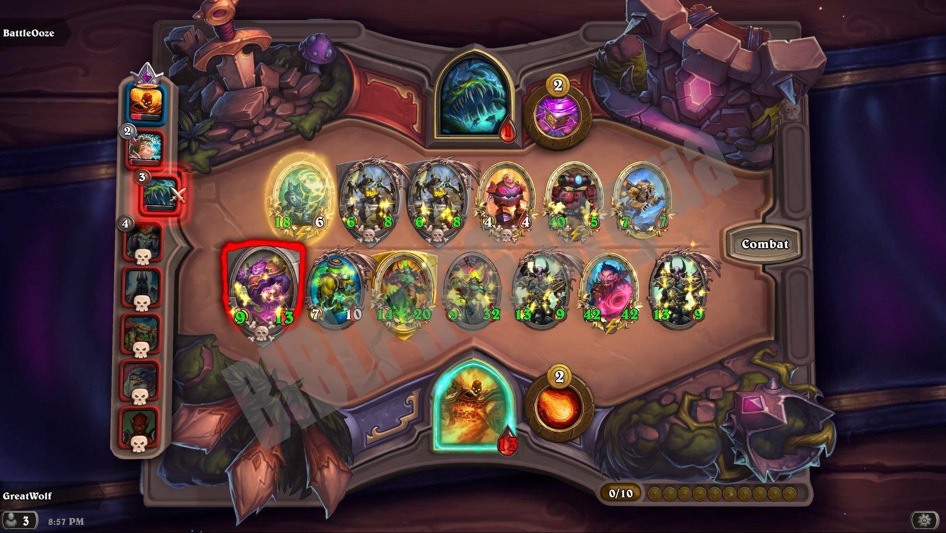 Скриншот Hearthstone