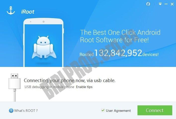 Скриншот iRoot