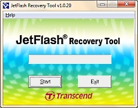 Free DOWNLOAD Jet Flash Recovery Tool