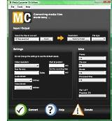 Скриншот Media Converter SA Edition