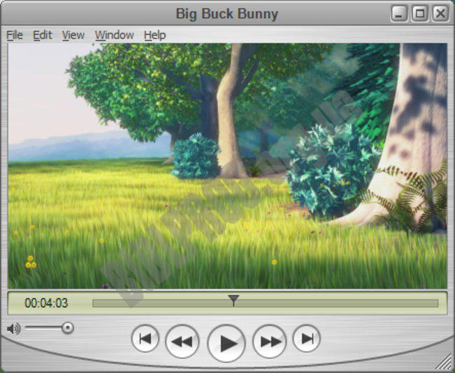 Скриншот QuickTime Player